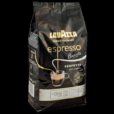 кофе LAVAZZA ESPRESSO BARISTA PERFETTO 1 кг зерно 1 уп.х 6 шт.