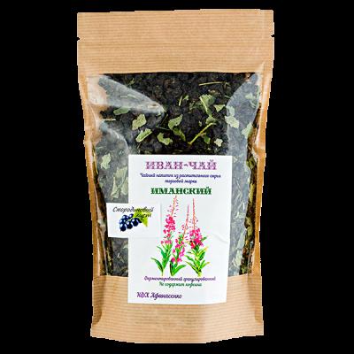 чайный напиток ИВАН-ЧАЙ Иманский смородиновый лист 100 г