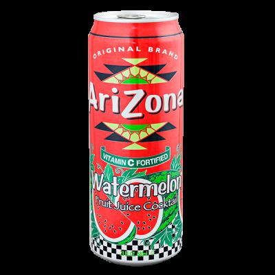 напиток ARIZONA Watermelon 340 мл  Ж/Б 1 уп.х 30 шт.