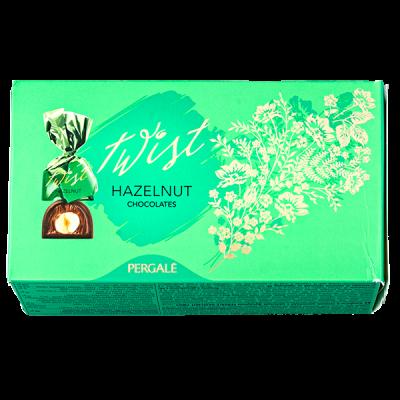 конфеты PERGALE TWIST hazelnut 161 г 1 уп. х 9 шт.