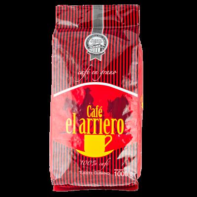 кофе Cafe EL ARRIERO 1 кг зерно