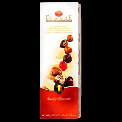 конфеты DELAFAILLE Ассорти 12 вкусов 150 г 1 уп.х 20 шт.