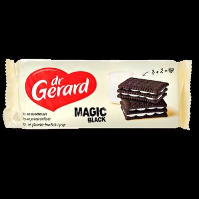 печенье Dr. Gerard Magic Black 144 г 1 уп.х 18 шт.