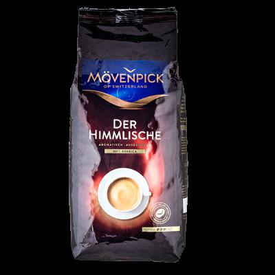 кофе MOVENPICK DER HIMMLISCHE 1 кг зерно 1 уп.х 8 шт.