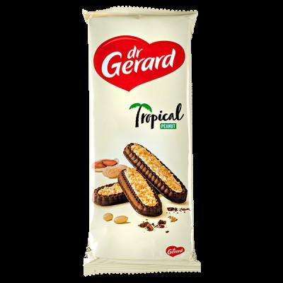 печенье Dr. Gerard Tropical Peanut 180 г 1 уп.х 14 шт.