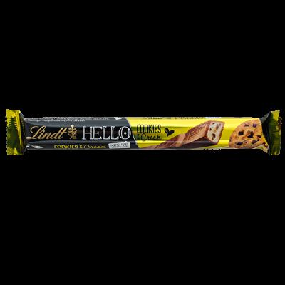 шоколад LINDT HELLO Cookies & Cream 39 г 1 уп. х 28 шт.