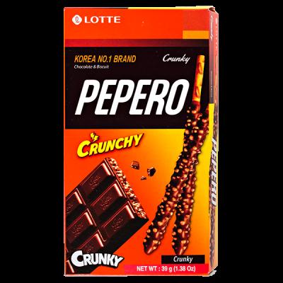 соломка PEPERO CRUNKY 39 г 1 уп. х 40 шт.
