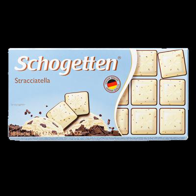 шоколад SCHOGETTEN Stracciatella 100 г 1уп. х 15шт.