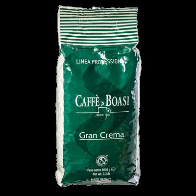кофе BOASI GRAN CREMA PROFESSIONAL 1кг зерно 1 уп.х 6 шт.