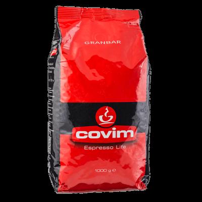 кофе COVIM GRAN BAR 1кг зерно 1 уп.х 6 шт.