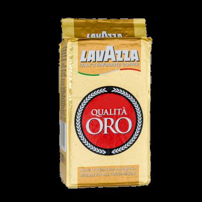 кофе LAVAZZA QUALITA ORO 250 г молотый 1 уп.х 20 шт.