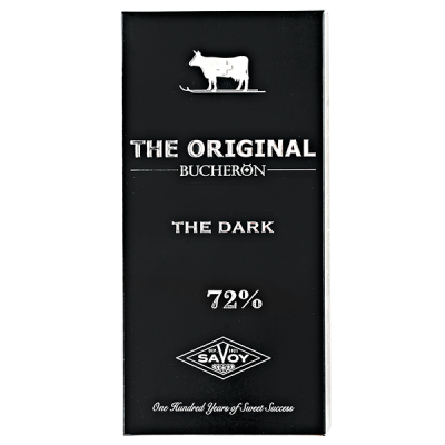 шоколад THE ORIGINAL 72% Горький 100 г 1уп.х 10шт.
