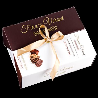 конфеты Franco Veroni ЭКСКЛЮЗИВ ШОКОЛАД 190 г 1 уп.х 12 шт.