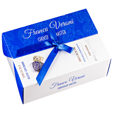 конфеты Franco Veroni ЭКСКЛЮЗИВ СИНИЙ 190 г 1 уп.х 12 шт.