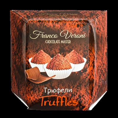 конфеты Franco Veroni Truffles 200 г 1 уп.х 12 шт.