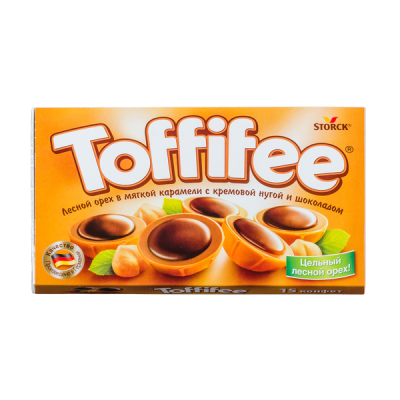 конфеты Тоффифи 125 г 1 уп.х 5 шт.