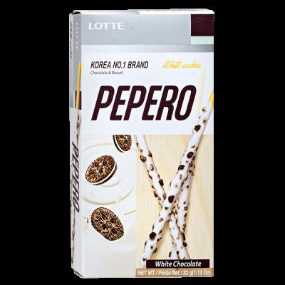 соломка PEPERO WHITE COOKIE 32 г. 1 уп. х 40 шт.
