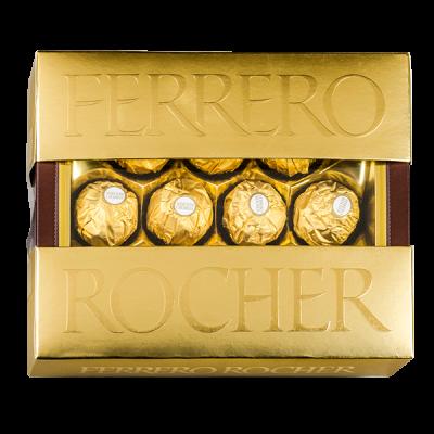 конфеты Ферреро Роше 125 г 1 уп.х 6 шт.