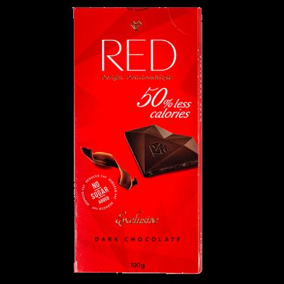 шоколад RED Delight DARK 100 г 1 уп. х 20 шт.