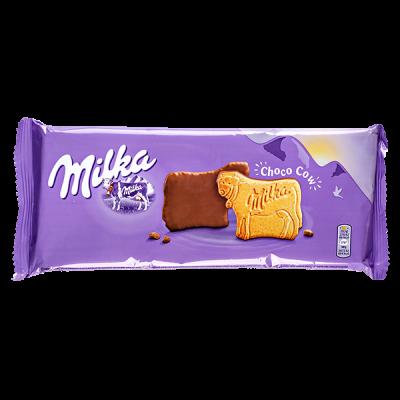 печенье Милка Choco Cow 120 г 1 уп.х 20 шт.