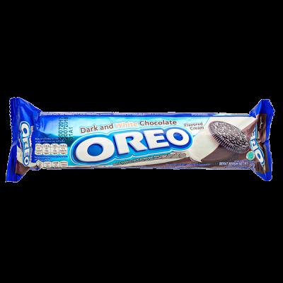 печенье Орео Dark and White 133 г 1уп* 24 шт