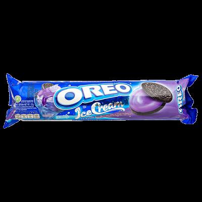 печенье Орео Ice Cream Blueberry 133 г 1уп* 24 шт