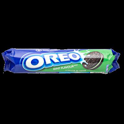 печенье Орео Mint Flavour 154 г 1уп* 16 шт