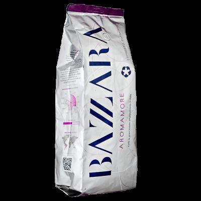 кофе BAZZARA Aromamore 1кг зерно 1 уп.х 6 шт.
