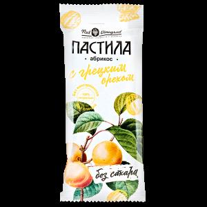 Пастила Nut Vinograd абрикос с грецким орехом 50 г