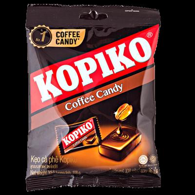 леденцы KOPIKO Coffee 108 г 1 уп.х 24 шт.