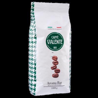кофе VALENTE AROMA BAR 1 кг зерно 1 уп.х 12 шт.
