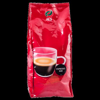 кофе ICS ESPRESSO BAR 1 кг зерно 1 уп.х 8 шт.