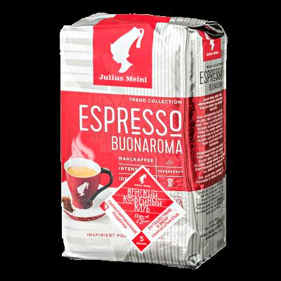кофе Julius Meinl ESPRESSO BUONAROMA 250 г молотый