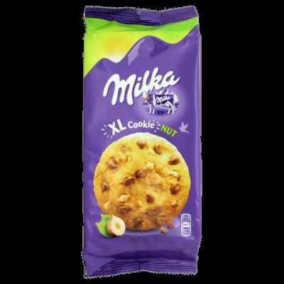 печенье Милка Choco Cookie XL NUT 184 г 1 уп.х 10 шт.