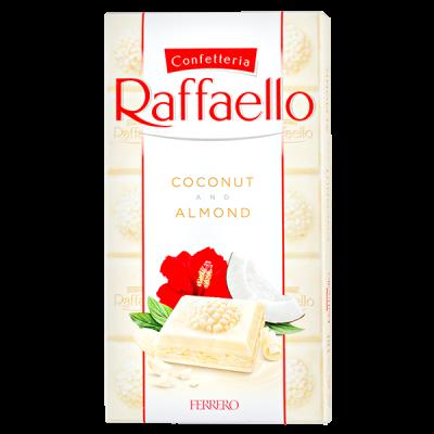 шоколад RAFFAELLO Coconut&Almond 90 г 1уп.х 8 шт.