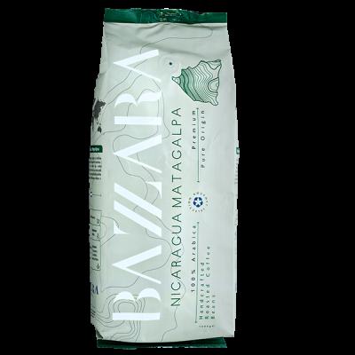 кофе BAZZARA NICARAGUA MATAGALPA 1кг зерно
