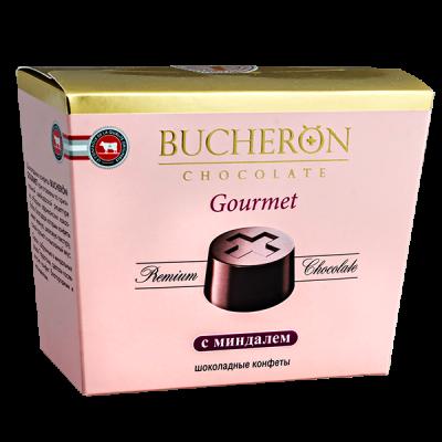 конфеты BUCHERON GOURMET с Миндалём 175 г 1уп.х 6 шт.