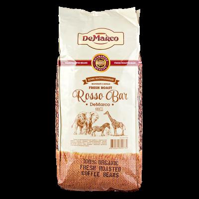 кофе DeMARCO ROSSO BAR 1кг зерно