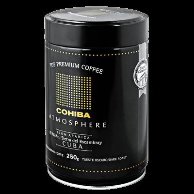 кофе COHIBA ATMOSPHERE 250 г ж/б молотый