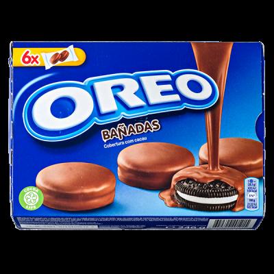 печенье Орео Banadas в молочном шоколаде 246 г 1 уп.х 10 шт.