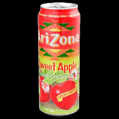 напиток ARIZONA Sweet Apple Juice Cocktail 680 мл  Ж/Б 1 уп.х 24 шт.