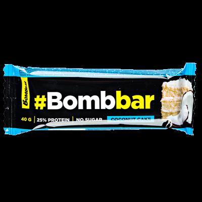 Батончик Bombbar глазированный Coconut Cake 40 г 1 уп.х 30 шт.