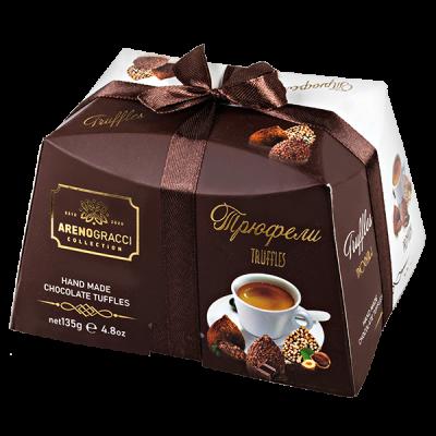 конфеты ARENO GRACCI Premium шоколад 135 г 1 уп.х 8 шт.