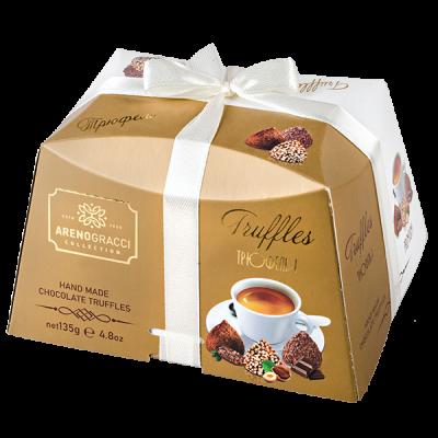 конфеты ARENO GRACCI Premium золото 135 г 1 уп.х 8 шт.