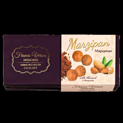 конфеты Franco Veroni ЭКСКЛЮЗИВ 'Марципан' 120 г 1 уп.х 16 шт.